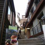 【三清路(サンチョンロ)】景福宮に隣接したおしゃれな通り