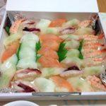 韓国でのお寿司体験