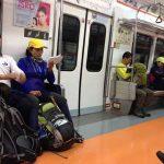 韓国人は登山が大好き!