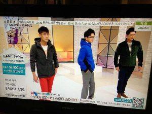 韓国 テレビショッピング