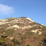 北漢山の登山体験、一番楽なルート!?