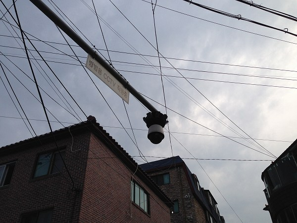 韓国 CCTV