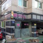 韓国ソウルの寡黙な美容室