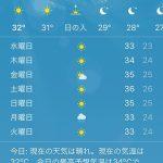 韓国の記録的な暑さとエアコン事情