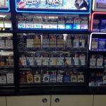 韓国のタバコの値段とコンビニカウンターの恐ろしい光景!