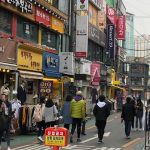 韓国の3月の気温と天気~服装はどうする?