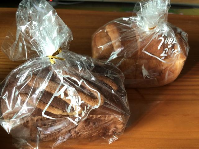 韓国 食パン