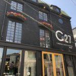 C27(カロスキルのチーズケーキカフェ)はと~てもおしゃれでした