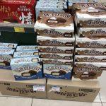 韓国のチョコパイの生クリーム味は大人気になる予感
