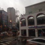 韓国の梅雨はいつから?6月の天気と気温&服装は?