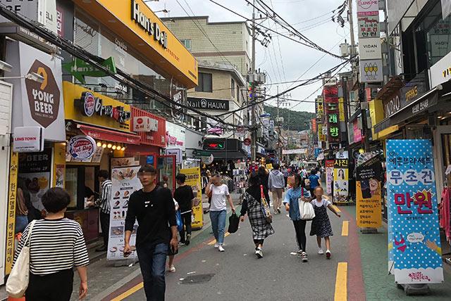 韓国 9月