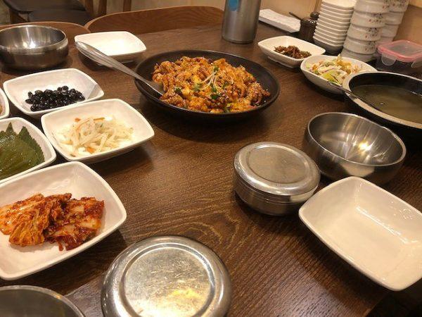 韓国食事マナー日本との違い