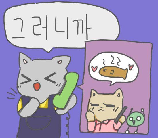 韓国語 クロニカ