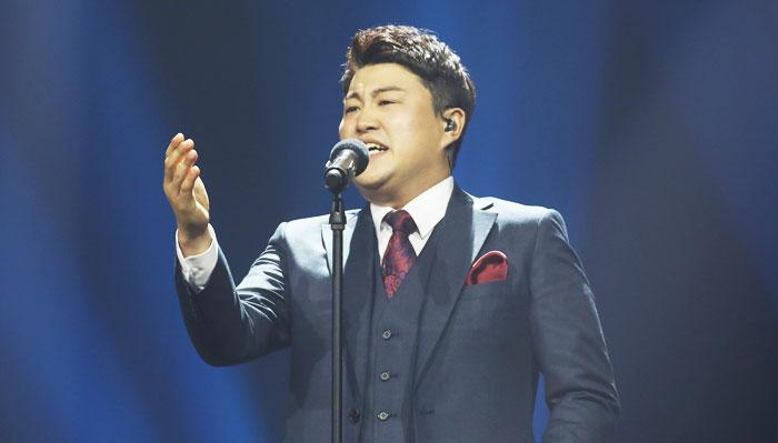 キムホジュン 歌手