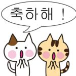 韓国語「チュッカヘ」の意味は?若者はさらに省略する!