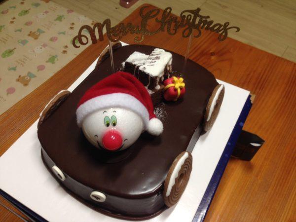 韓国 クリスマスケーキ
