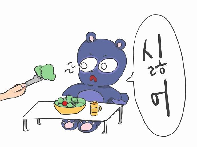 韓国語 シロ