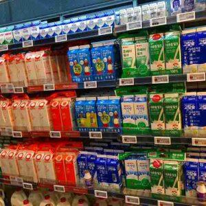 韓国の牛乳は日本と違う?種類・値段・味について解説!